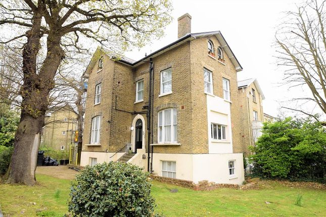 Thumbnail Flat to rent in Hamlet Road, London