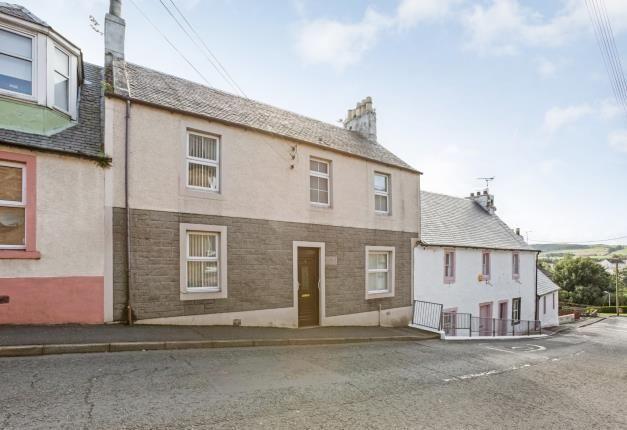 Thumbnail Terraced house for sale in Welltrees Street, Maybole, South Ayrshire, Scotland