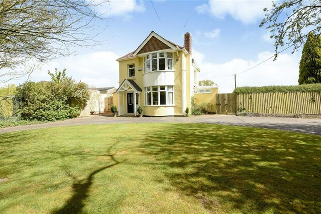 Thumbnail Detached house for sale in Broad Hinton, Swindon
