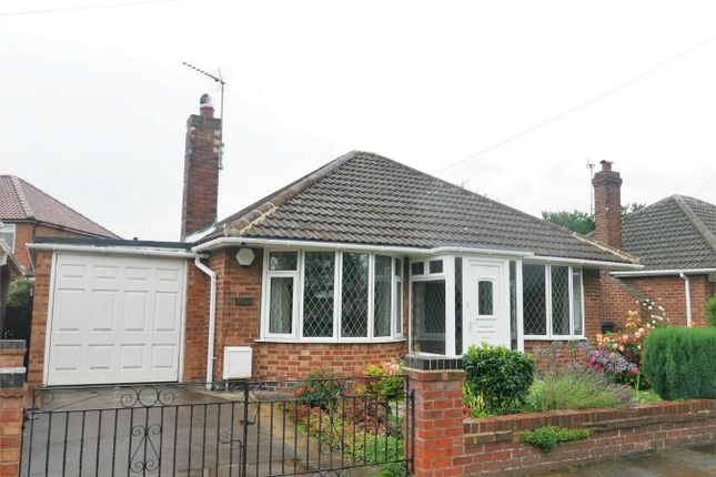 Thumbnail Detached bungalow for sale in Hull Road, Osbaldwick, York