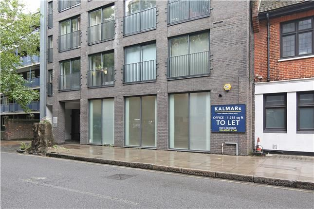 Thumbnail Office for sale in Print Works, Long Lane, London