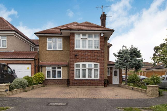 Thumbnail Detached house for sale in Holmdene Avenue, North Harrow