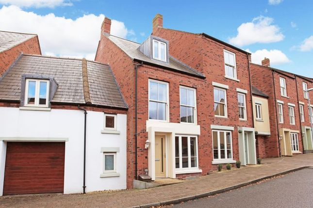 Thumbnail Terraced house to rent in Village Drive, Lawley Village, Telford