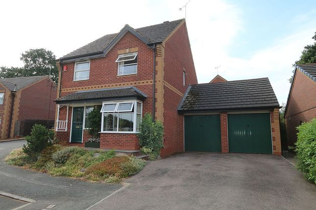 Thumbnail Detached house for sale in Greenland Avenue, Allesley Green, Coventry, West Midlands