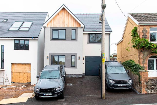 Thumbnail Detached house for sale in Heol Fawr, Nelson, Treharris