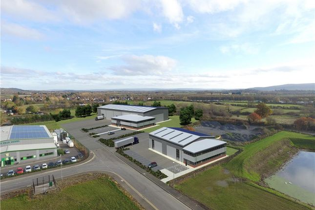 Thumbnail Light industrial to let in Pershore 30, Aintree Road, Keytec East Business Park, Pershore, Worcestershire