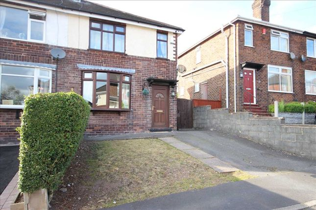 Thumbnail Semi-detached house for sale in Oak Place, Meir, Stoke-On-Trent