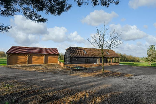 Thumbnail Detached house for sale in Fen Road, Pidley, Huntingdon