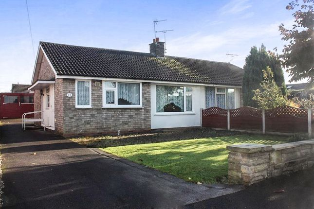 Thumbnail Semi-detached bungalow for sale in Malvern Close, Huntington, York