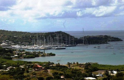 Harbour View Lot, Falmouth Harour Area, Southern Coast, Antigua And Barbuda