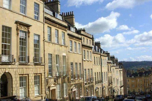 Thumbnail Flat to rent in Park Street, Bath
