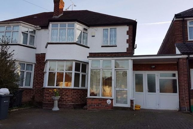 Thumbnail Semi-detached house to rent in Denewood Avenue, Handsworth Wood