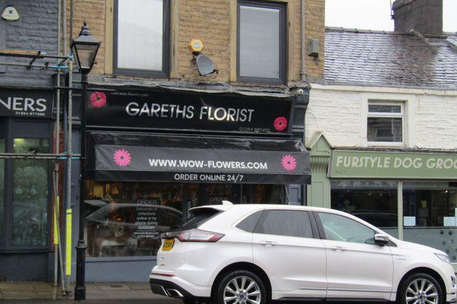 Thumbnail Retail premises for sale in Queen Street, Great Harwood, Blackburn