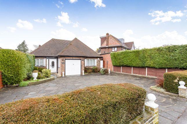 Thumbnail Detached bungalow for sale in Grove Park Road, Mottingham, London