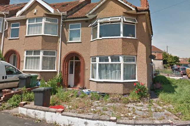 Thumbnail Semi-detached house to rent in Aylesbury Crescent, Bristol