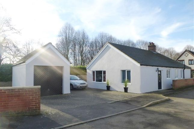 Thumbnail Detached bungalow for sale in Old North Road, Bassingbourn, Royston
