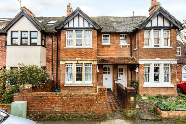 Thumbnail Terraced house for sale in Fairacres Road, Oxford