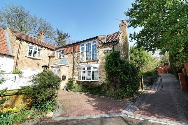 Thumbnail Semi-detached house for sale in Main Street, Bigby, Barnetby