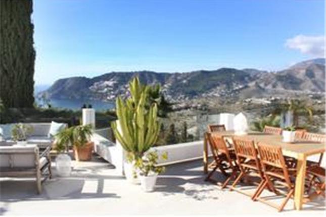 Thumbnail Detached house for sale in La Herradura, Granada, Andalusia, Spain