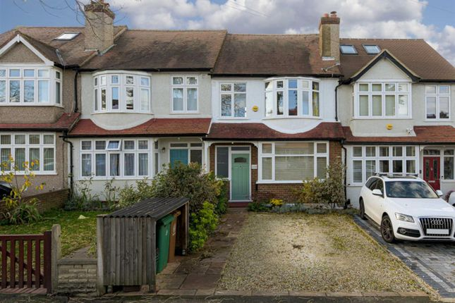 3 bed terraced house for sale in Bridgewood Road, Worcester Park KT4