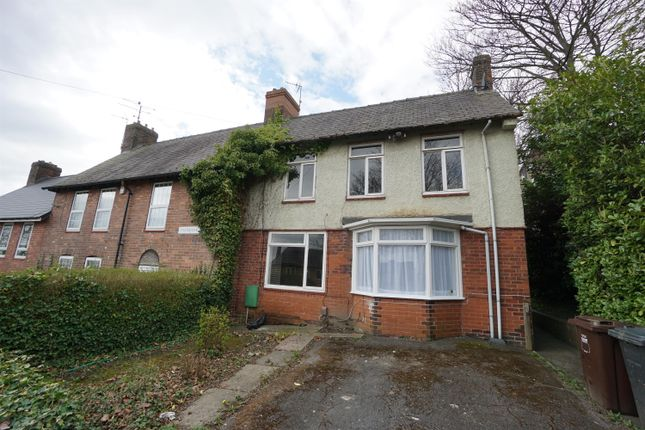 End terrace house for sale in Fairbank Road, Norwood, Sheffield