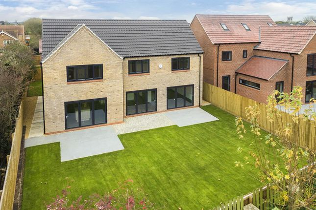 Thumbnail Detached house for sale in Plot 9, Valley View, Retford