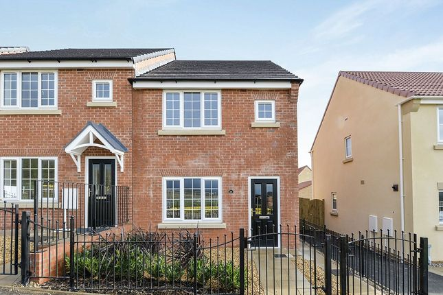 Thumbnail Semi-detached house to rent in Barrow Lane, Eastfield, Scarborough