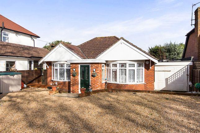 Thumbnail Detached bungalow for sale in Hulbert Road, Bedhampton, Havant