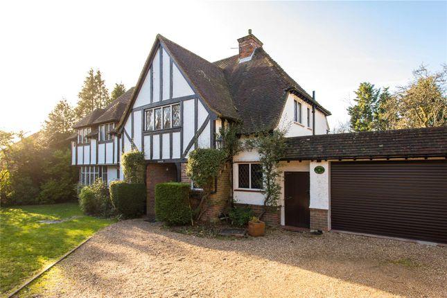 Thumbnail Detached house to rent in Hill Waye, Gerrards Cross, Buckinghamshire