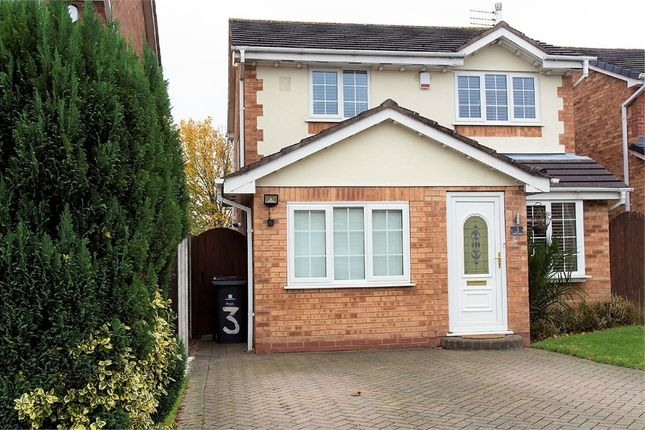Thumbnail Detached house for sale in Catkin Road, Liverpool, Merseyside