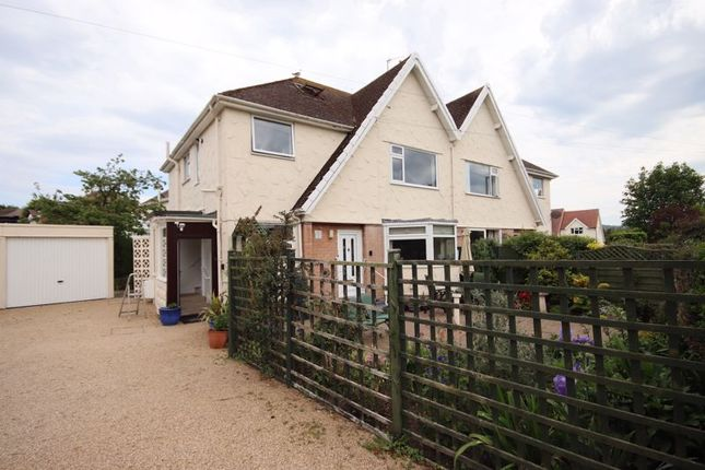2 bed flat for sale in St. Hilarys Drive, Deganwy, Conwy LL31