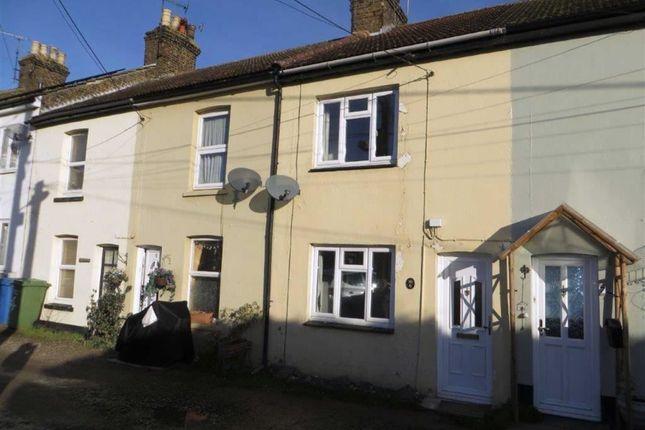 Thumbnail Terraced house to rent in Kent Terrace, Canterbury Lane, Rainham, Gillingham