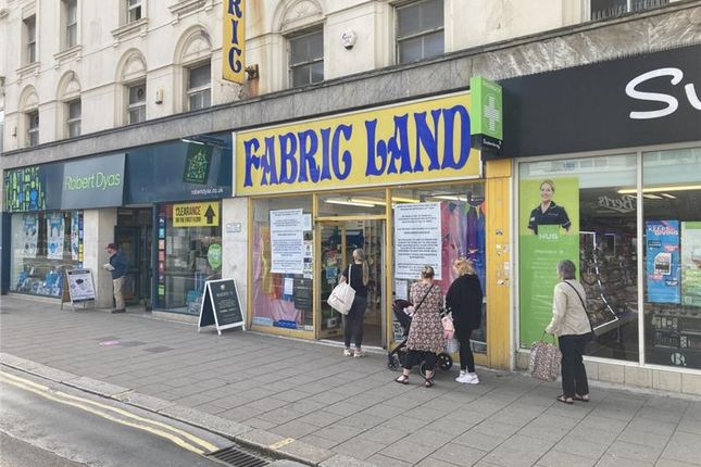 Thumbnail Retail premises to let in 76 Western Road, Brighton, East Sussex