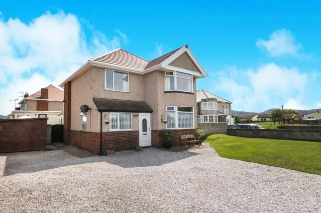 Thumbnail Detached house for sale in Towyn Road, Abergele, Conwy, North Wales