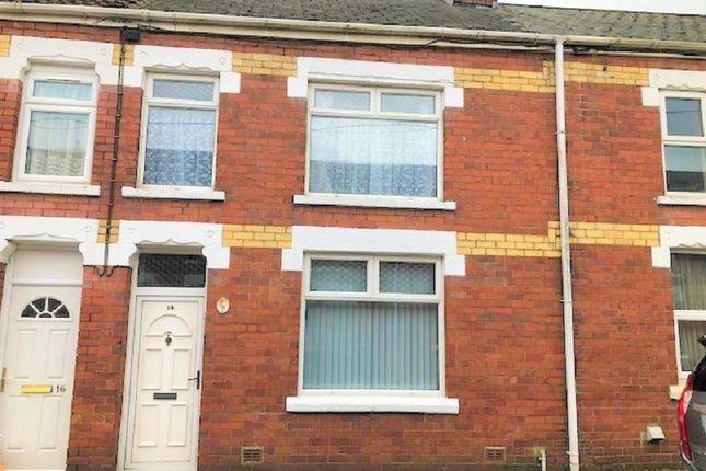Thumbnail Terraced house for sale in River Street, Maesteg, Bridgend.
