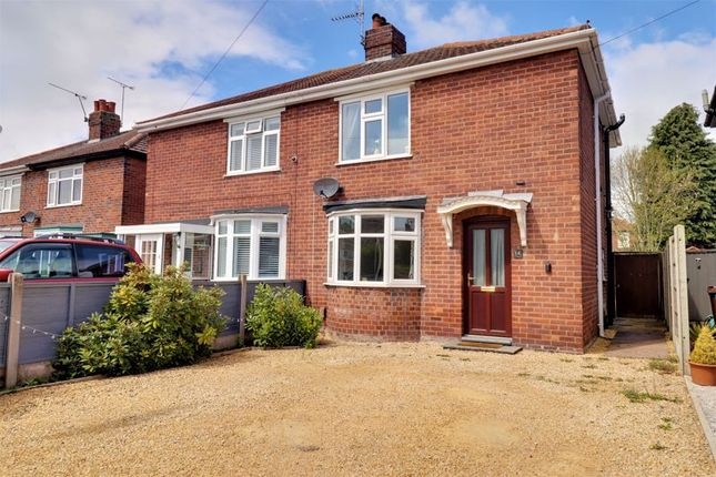 2 bed semi-detached house for sale in Craddock Road, Holmcroft, Stafford ST16