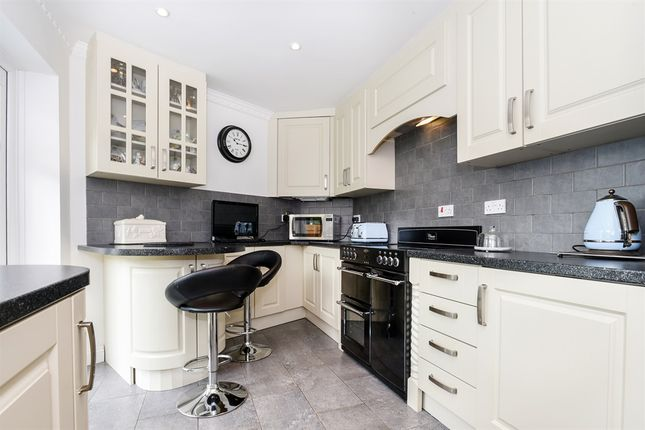Thumbnail Semi-detached bungalow for sale in Heol Dowlais, Efail Isaf, Pontypridd
