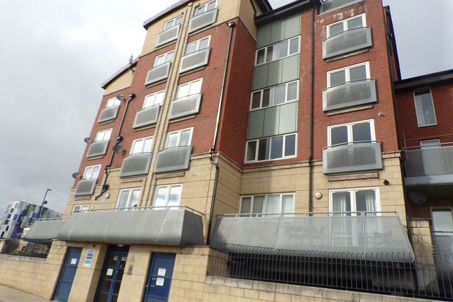 Thumbnail Flat to rent in City Road, Newcastle Upon Tyne
