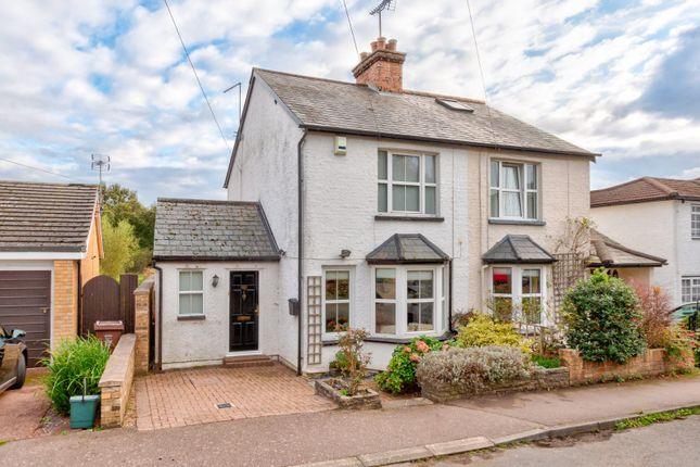 Thumbnail Semi-detached house for sale in Park Lane, Colney Heath, St. Albans, Hertfordshire