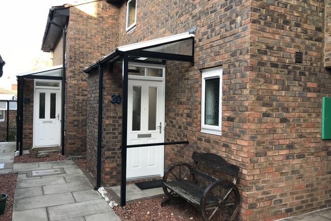 Thumbnail Flat to rent in Ridings Court, Crawcrook