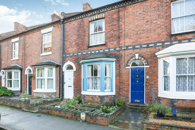Thumbnail Terraced house for sale in Guys Cliffe Terrace, Warwick