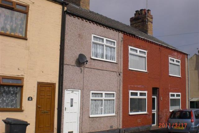 Thumbnail Terraced house to rent in Baker Street, Creswell