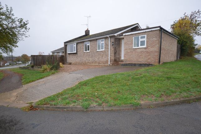Thumbnail Bungalow to rent in Northwick Road, Ketton, Stamford