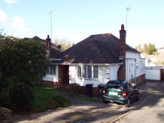 Thumbnail Bungalow for sale in East Cliff, Bournemouth, Dorset