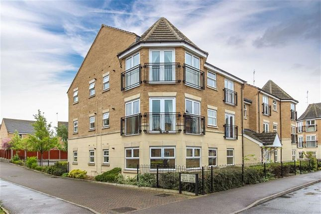Thumbnail Flat for sale in Reeve Close, Leighton Buzzard