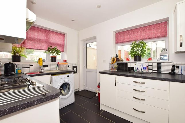 Kitchen of Orchard Close, Coxheath, Maidstone, Kent ME17