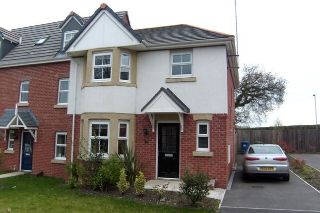 Thumbnail Semi-detached house to rent in Trem Y Llyn, Wrexham