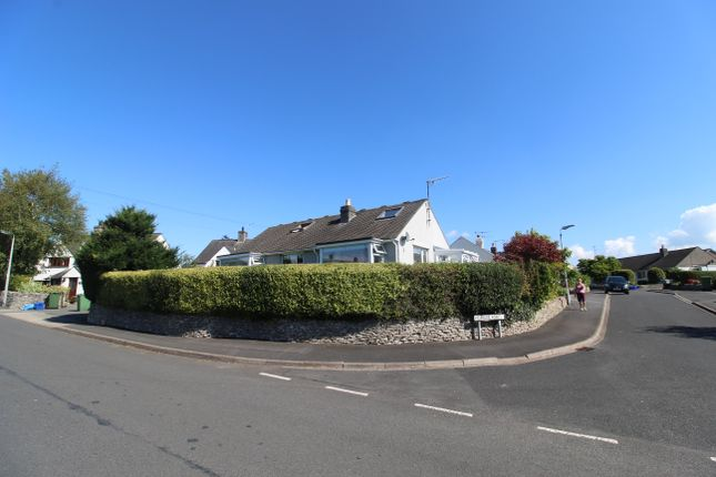 Thumbnail Bungalow for sale in Vicarage Road, Levens, Kendal
