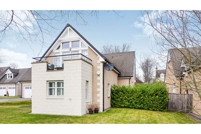Thumbnail Detached house for sale in Provost Black Way, Banchory