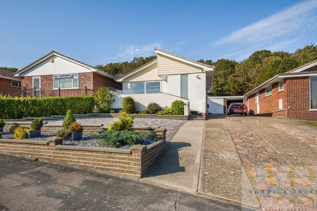 Thumbnail Detached bungalow for sale in Slonk Hill Road, Shoreham-By-Sea